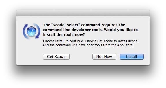 install xcode on mavericks step 1